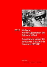 Jahresbericht KiTaS 2012 - Verband Kindertagesstätten der ...