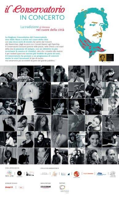 Il programma - L'Eco di Bergamo