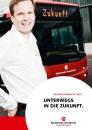 Geschäftsbericht 2007 - Stadtwerke Osnabrück