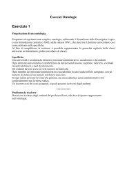 OWL - Università degli Studi di Roma Tor Vergata