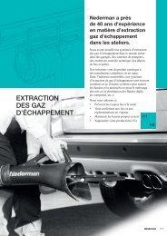 14. Extraction des gaz d'échappement (pdf - 5305 KB)
