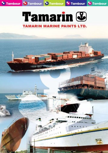 Tamarin marine paints ltd. - Tambour Paints