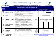 Events to look out for in January 2008 - Destination Fiordland