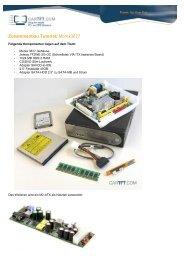 Zusammenbau Tutorial: Morex3677 - CarTFT.com