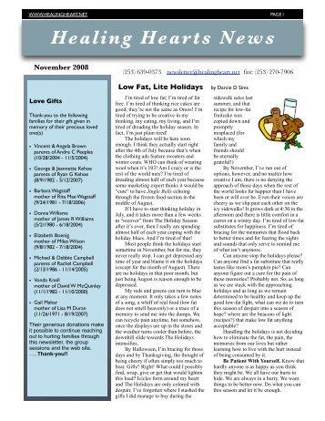 My Story - In Loving Memory Of James L. Vandewater IV