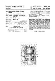 Faucet valve bonnet locking means - Google