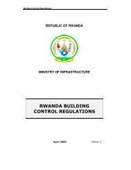 rwanda building control regulations - Research ICT Africa