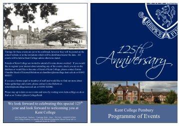 here - Kent College Pembury