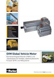 GVM Global Vehicle Motor - Parker