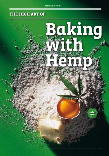 The high ArT of - Baking with Hemp