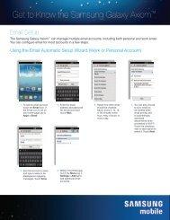 Email Setup - US Cellular