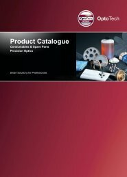 Download Katalog Consumables Feinoptik - OptoTech