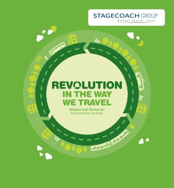 Sustainability Strategy - Stagecoach Group