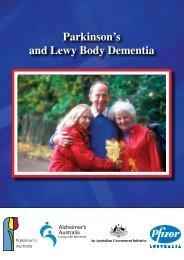 Parkinson's and Lewy Body Dementia - Parkinson's Victoria