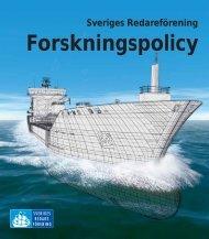Forskningspolicy - Sveriges Redareförening