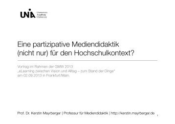 GMW2013_Vortrag_Mayr..
