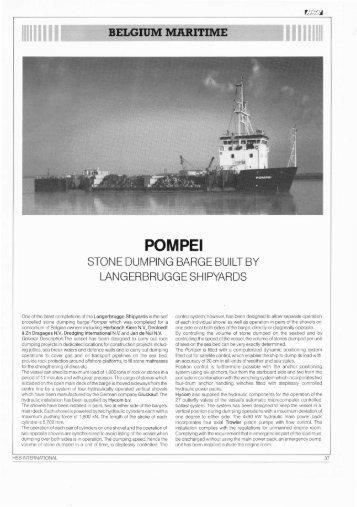 POMPEI - Dredgepoint