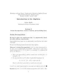 Lecture 5 - Indian Statistical Institute