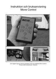 C20-02 Instruktion och bruksanvisning Move Control.pdf - KAMA Fritid