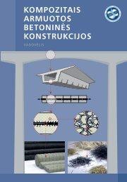 kompozitais armuotos betoninės konstrukcijos - Vilniaus Gedimino ...