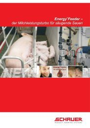 Energy Feeder - Schauer Agrotronic GmbH
