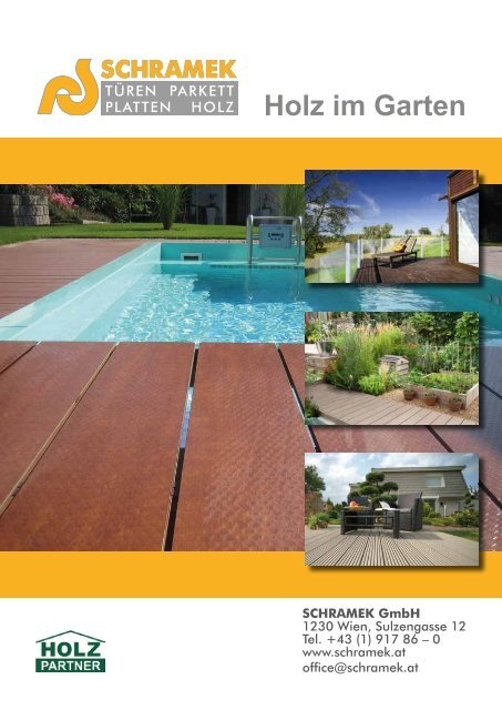 Holz im Garten - Sueshi-design.com
