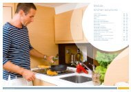 Mobile kitchen solutions - Petemar