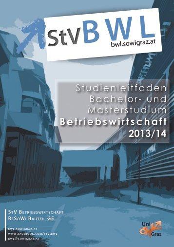 Downloads - StV BWL - FV SOWI