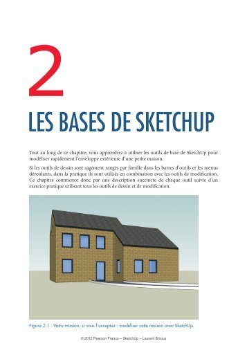 Starter Kit SketchUp - Pearson