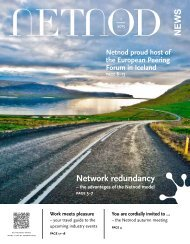Netnod news magazine 1