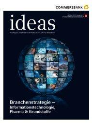 Branchenstrategie – - Commerzbank AG