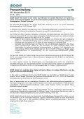 Pressemitteilung - Scor - Page 3
