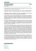 Pressemitteilung - Scor - Page 4