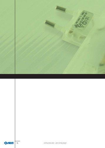 CATALOGO LED / LED CATALOGUE - Spotled