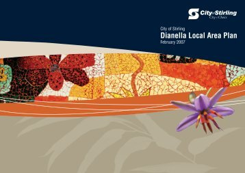DIANELLA LOCAL AREA PLAN - City of Stirling