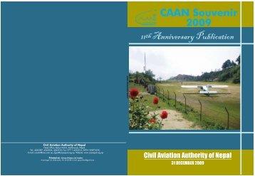 Civil Layout Report 2008_Final.pdf - Civil Aviation Authority of Nepal
