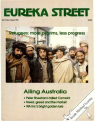Ailing Australia - Eureka Street