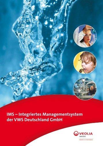 IMS-Handbuch, Stand Januar 2010 - Berkefeld