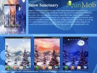 Snow Sanctuary - RunMob