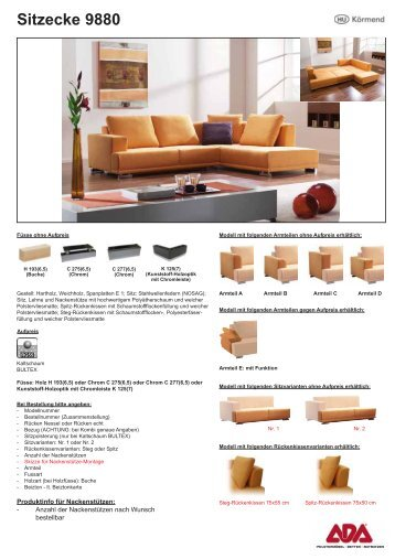 Sitzecke 9880