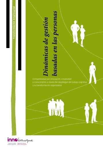 Dinámicas de gestión basadas en las personas - Innobasque