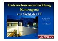 Dr. rer. nat. Gerd Schenk
