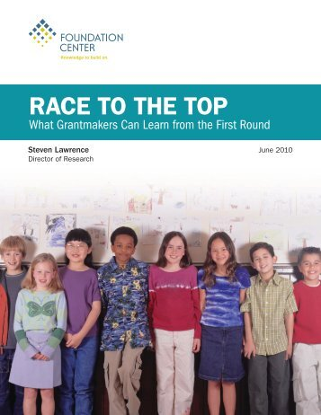 RACE TO THE TOP - Foundation Center