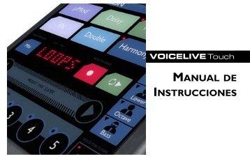MANUAL DE INSTRUCCIONES - TC-Helicon
