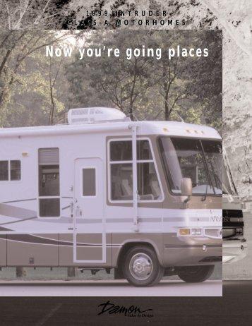 1999 Damon Intruder Brochure 1 - Dream Finders RVs ...