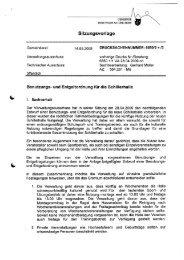 Nutzungsordnung - CDU Ortsverband Dettingen