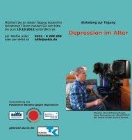 Depression im Alter - Ernst von Bergmann