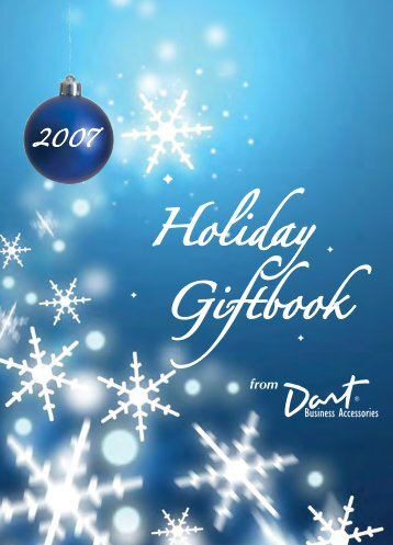 Holiday Gift Cover - DistributorCentral