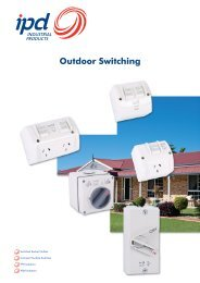 Outdoor Switching - IPD ...The