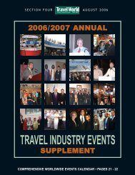 4-0806-Industry Events.qxp - Travel World News